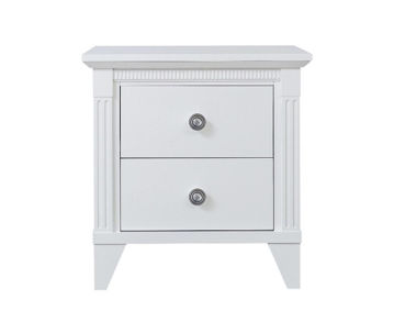 Picture of Edison Nightstand White