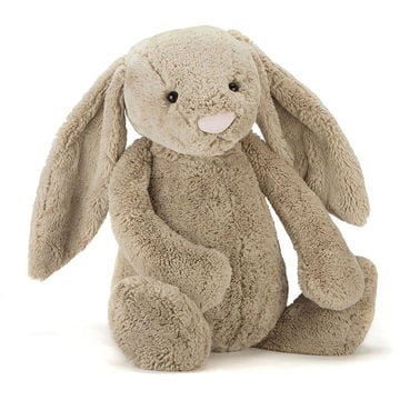 Picture of Bashful Bunny Beige Huge - 20""
