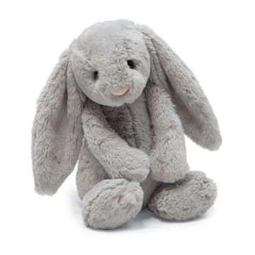 Picture of Bashful Grey Bunny Large