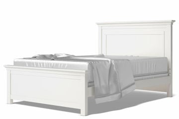 Picture of Karisma Full Paneled Bed