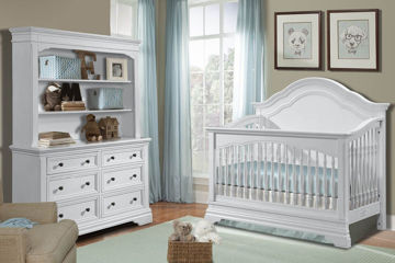 Picture of Stella Athena 2 Piece Nursery Set - Convertible Crib