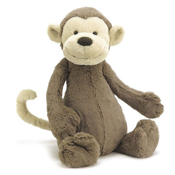 Picture of Bashful Monkey Medium - 12""
