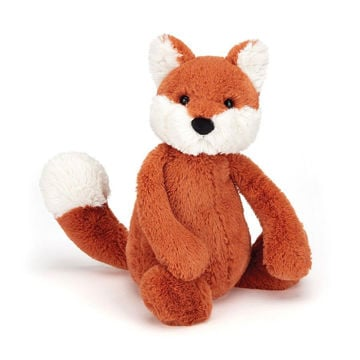 Picture of Bashful Fox Cub Medium - 12""