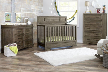 Picture of Westwood Foundry 3 Piece Nursery Set