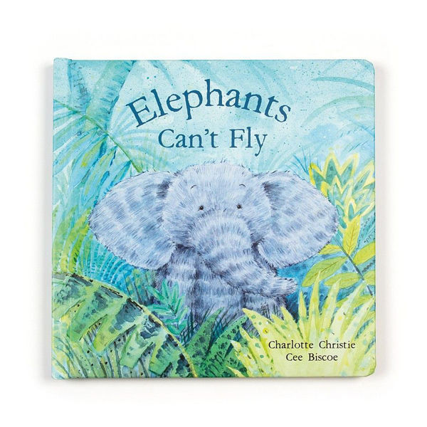 Picture of Elephants Can't Fly Book