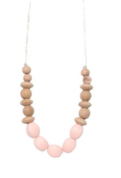 Picture of Necklace - Pasadena Pink - 16