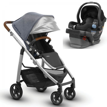 Picture of Cruz + Mesa Travel System