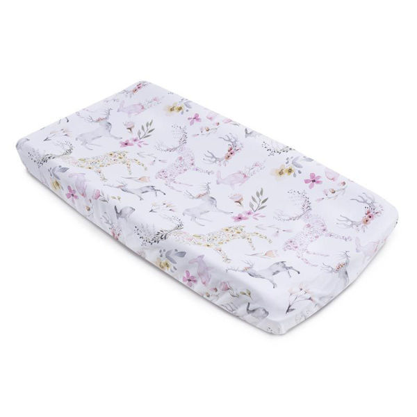 Picture of Fawn Jersey Changing Pad Cover