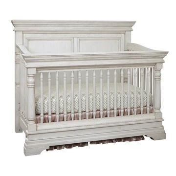 Picture of Convertible Crib - Kerrigan - Rustic White