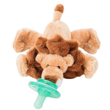 Picture of Leo Lion Buddies - Paci Plushie