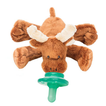 Picture of Marle Moose Buddies - Paci Plushie