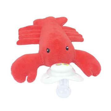 Picture of Lexi Lobster - Paci Plushie Buddy