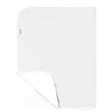 Picture of Deluxe Change Pad Flannel- White