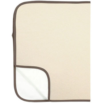 Picture of Deluxe Change Pad Flannel- Natural