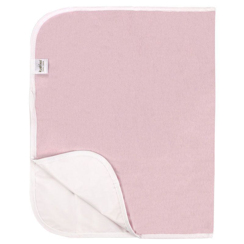 Picture of Deluxe Change Pad Flannel- Pink