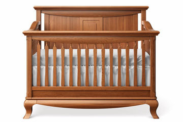 Picture of Antonio Panel Crib
