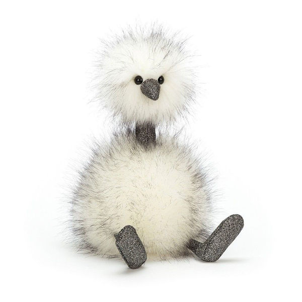 "Picture of Dazzle Pom Pom Medium - 13"" - Mad Menagerie by JellyCat"