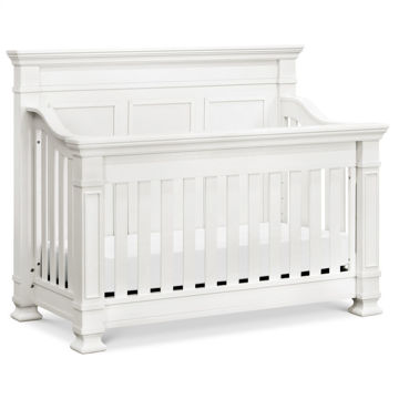 Picture of Tillen 4-In-1 Convertible Crib In Warm White