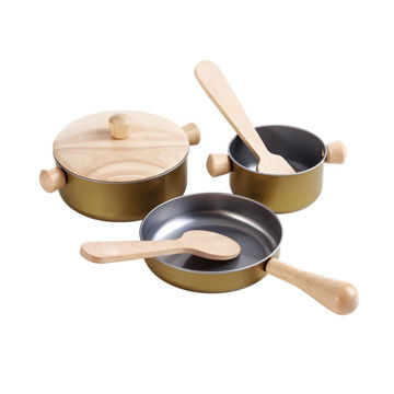 Picture of Cooking Utensils - by Plan Toys
