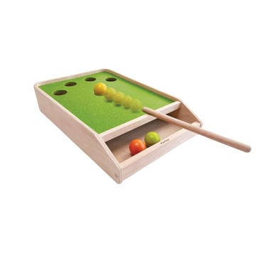 Picture of Ball Shoot Board Game - by Plan Toys