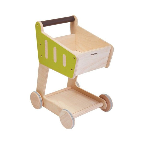 Picture of Shopping Cart - by Plan Toys