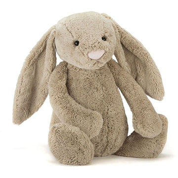 Picture of Bashful Bunny Beige Large - 14""