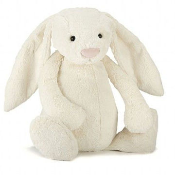 Picture of Bashful Bunny Cream Large - 14""