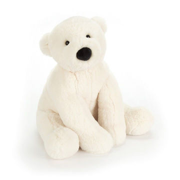 "Picture of Perry Polar Bear - Small (12"") - Beautifully Scrumptious by JellyCat"