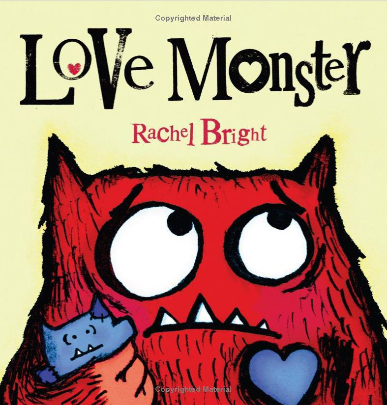 Picture of Love Monster - Hardcover
