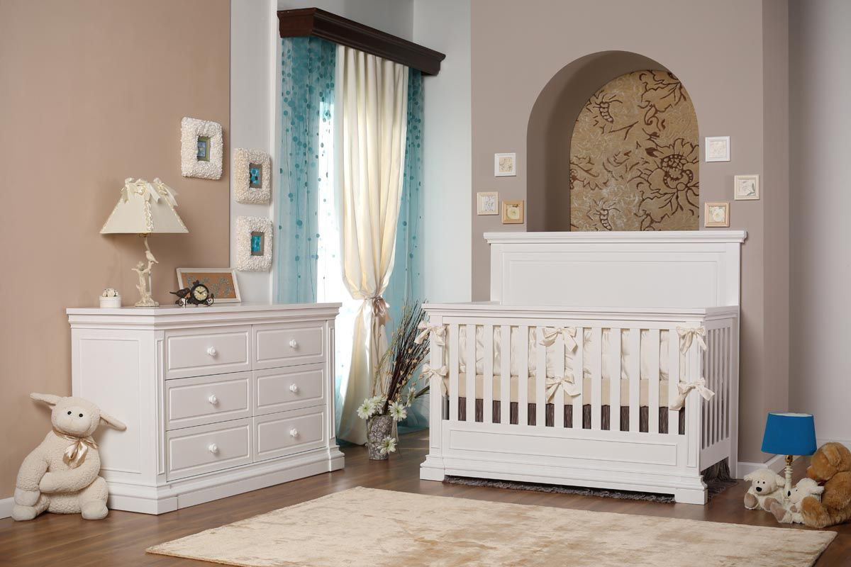 Picture of Jackson 6 Drawer Dresser - White