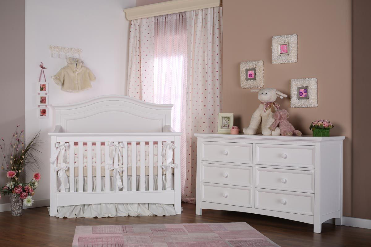 Picture of Serena 6 Drawer Dresser White