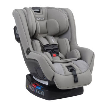 Picture of Nuna RAVA Convertible Car Seat - Frost
