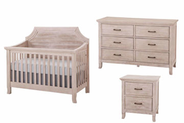 Picture of Remi Sugarcoat 3 Piece Nursery Set