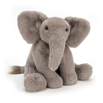 "Picture of Emile Elephant - Medium 10"" - Beautifully Scrumptious by JellyCat"