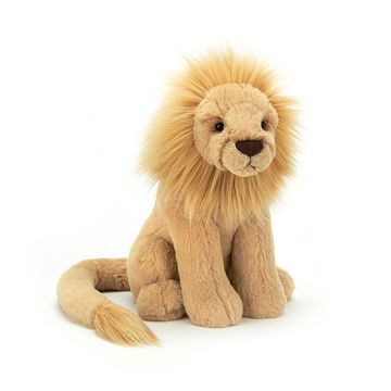 "Picture of Leonardo Lion - Medium 11"" - Beautifully Scrumptious by JellyCat"