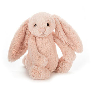 Picture of Bashful Blush Bunny - Medium 12""