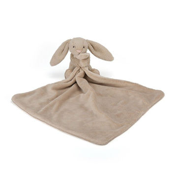 Picture of Bashful Bunny Beige Soother - 10""