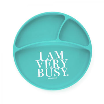 Picture of I Am Very Busy Wonder Plate