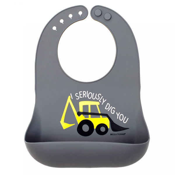 Picture of Dig You Wonder Bib