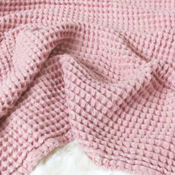 Picture of Cloud Blanket - Blush Pink