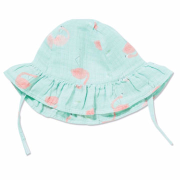 Picture of Angel Dear Flamingo Sunhat - Muslin