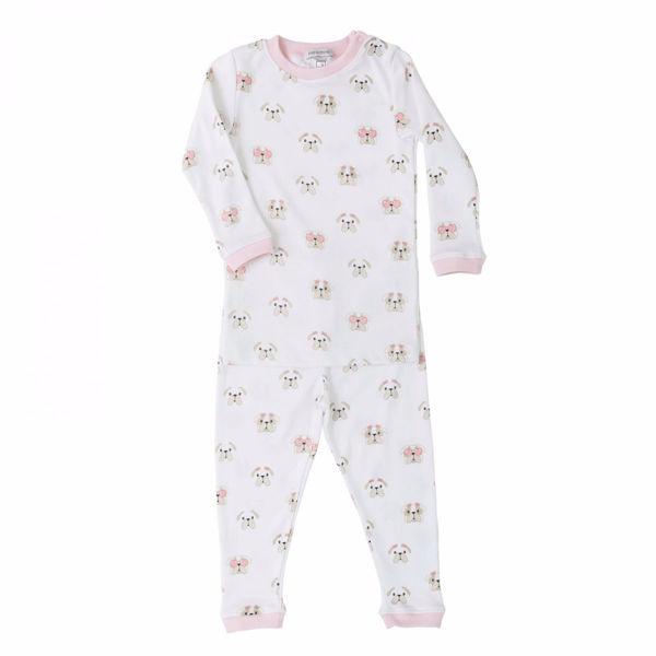 Picture of Noomie Bulldog Girl PaJama Set