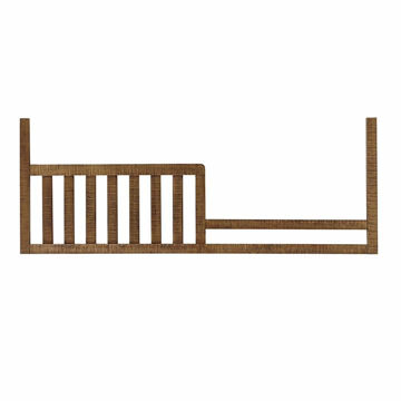 Picture of Urban Rustic Toddler Guard Rail - Brushed Wheat