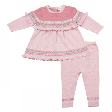 Picture of Tunic And Legging - Pink (6-12)