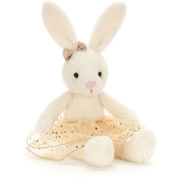 Picture of Glistening Belle Bunny - Medium 9""
