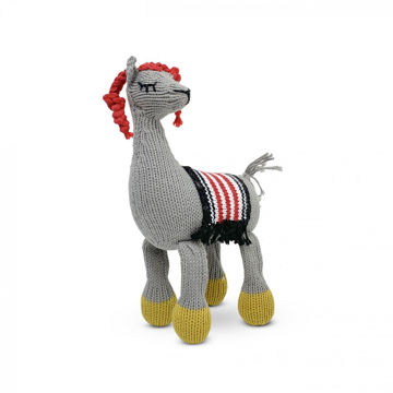 Picture of Finn & Emma Rattle Buddy - Lucia The Llama (Os)