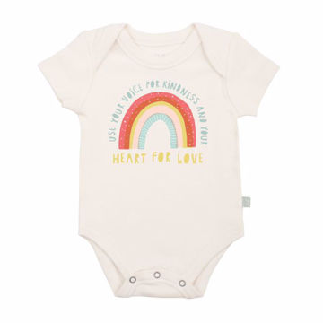 Picture of Finn & Emma Kindness Rainbow Bodysuit
