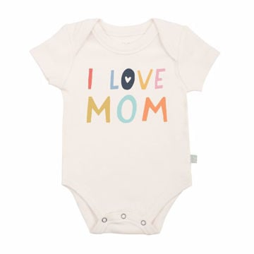 Picture of Finn & Emma Love Mom Bodysuit