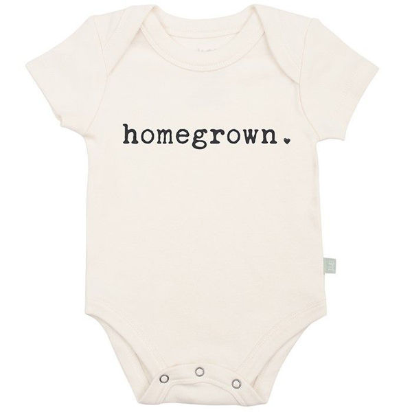 Picture of Finn & Emma Graphic Bodysuit - Homegrown