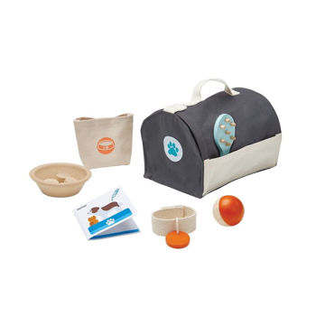 Picture of Pet Care Set - by Plan Toys